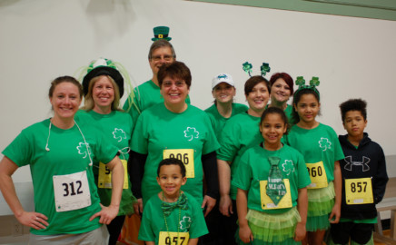 Annual St. Paddy's Day Race